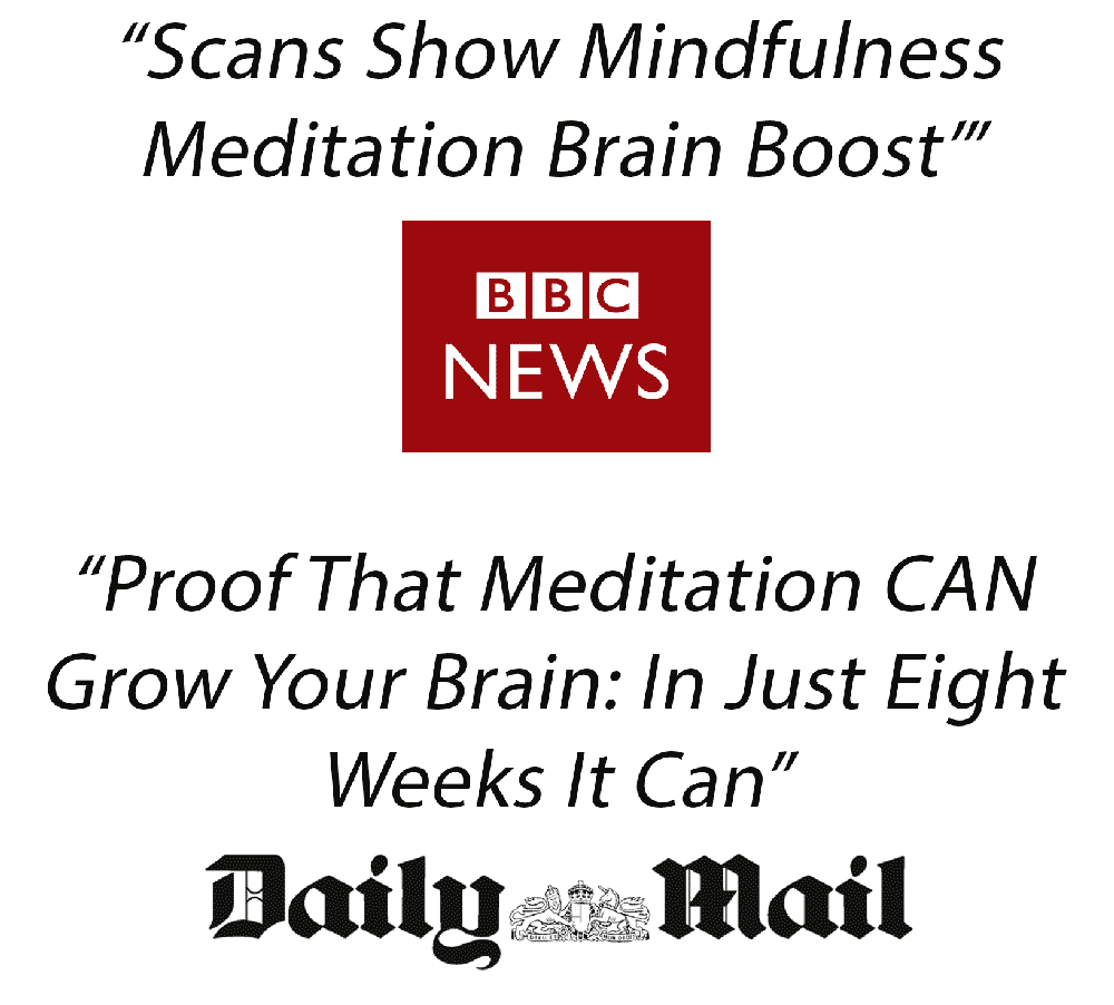 meditation naturally increases focus and memory power